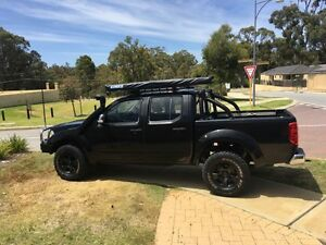Nissan Navara D40 ST-X 2.5 lt Turbo diesel Secret Harbour Rockingham Area Preview