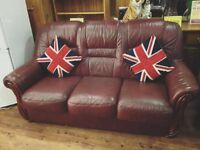 3 seater sofa + 1 chair and 1 recliner