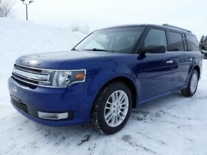 Ford Flex 4 portes SEL, Traction intégrale