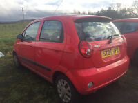 IDEAL FIRST CAR' MATIZ LX, MOT TODAY , 50,000 MILES' CHEPA 'N' CHEERFUL £599