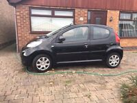 Peugeot 107 // 5 door // 1 litre // Ideal for first time drivers