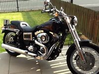 Full exhaust system for Harley Davidson 2015 dyna lowrider