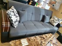 brand new ,alta 3+2+1 seater sofa bed order now