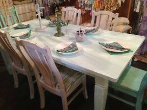 Beautiful solid timber setting furniture Palm Beach Gold Coast South Preview