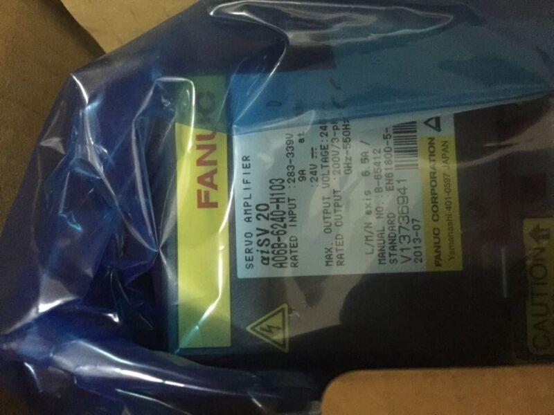 1pc New Fanuc A06b-6240-h103