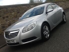2010 VAUXHALL INSIGNIA 1.9 CDTI EXCLUSIVE AUTO ...READ ADVERT, CAR REQUIRES ATTENTION