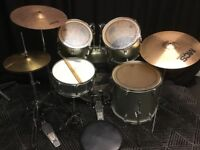 Peavey 5 piece complete drum kit