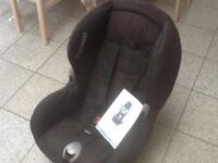 Group 1 Maxi Cosi Priori car seat for 9kg upto 18kg(9mths to 4yrs)reclines,is washed and cleaned £35