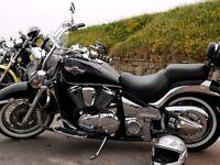 Kawasaki, VN 900, 2010, 903 (cc)