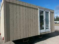 16' x 8' Atco Office/Lunchroom Trailer
