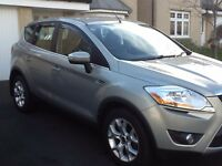 2010 Ford Kuga Zetec 2.0 CDTI Turbo Diesel Excellent Condition