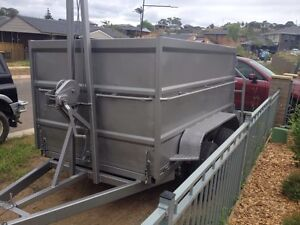 Tipper box trailer Minto Campbelltown Area Preview
