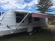 2012 windsor triple bunk family caravan Whyalla Whyalla Area Preview