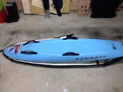 Bennett lifesaving surfboard Sydney City Inner Sydney Preview