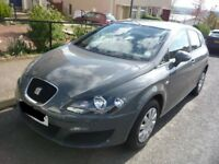 SEAT Leon 1.9TDI. Great condition. Solid, safe, economical, reliable.