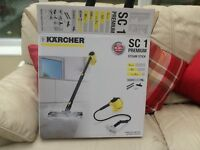 karcher steam cleaner with floor kit