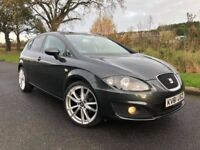 2011 Seat Leon 1.6TDI COPA CR FROM £31 PER WEEK PAY NOTHING UNTILJAN 2018***