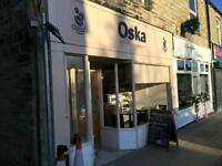 Coffee and cake shop business for sale