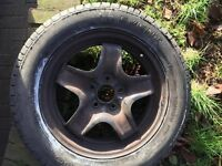 Vauxhall Insignia Wheels + Tyres 215/ 55 R16