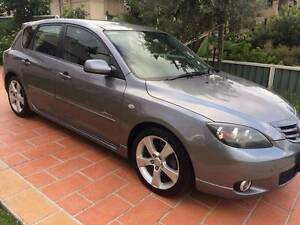 2004 Mazda Mazda3 Hatchback Padstow Bankstown Area Preview