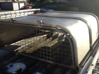 Vw caddy ifor Williams canopy