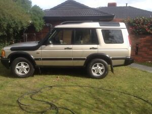 Land Rover discovery td5 2002 Wantirna Knox Area Preview