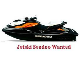 Jetski Seadoo Wanted.