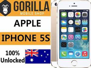 APPLE IPHONE 5S 16GB BRAND NEW SEALED Strathfield Strathfield Area Preview