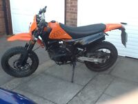 Rmr 125 Ktm look a like / NOT moped,scooter,quad