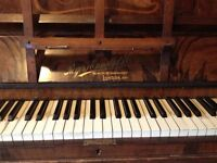 Upright Piano (free on collection)