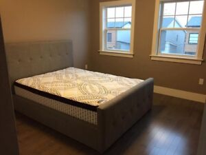 One bedroom unit shared house