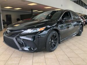 2018 Toyota Camry SE Toit Cuir