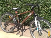 Btwin rr5 childs mountain bike mint only used few times