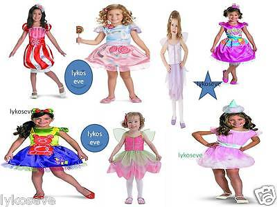 candyland/peppermint - Lollipop Costumes