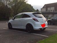 Vauxhall corsa 1.3 cdti limited edition not vxr gtd tddi