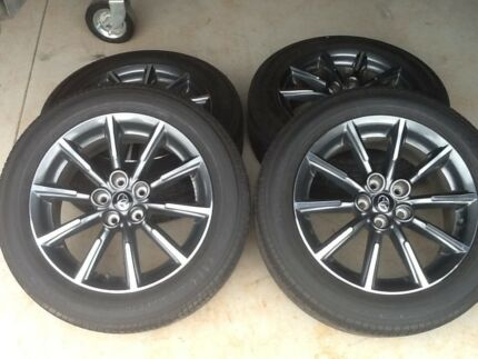 """Toyota 86 / Subaru BRZ Enkei Alloy wheels with Yokohama tyres 16"""""""