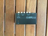 Behringer PP40 microphono ultra-compact phono pre-amp