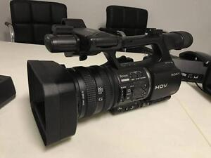 Sony Z5U HDV Camcorder