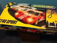 Ford GT40 boxed set scalextric