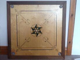 Carom board 78 X 78 cms