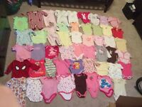 baby clothing - 109 pieces