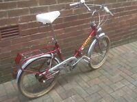 Straffon Folding Bike