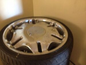 4x multi fit rims and tyres Aberglasslyn Maitland Area Preview