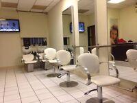Beautiful Hair Salon on Rent . ( New Year New Start )