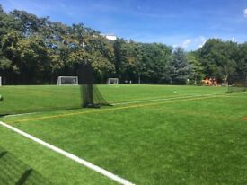 Monday afternoon football in waterloo || friendly 6-a-side need 2 players