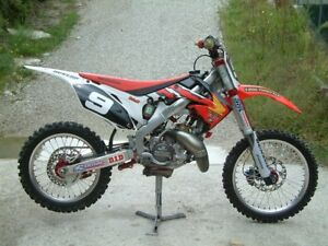 Looking for 2stroke dirt bike in need of work