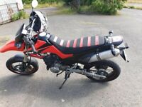 STOLEN motorcycle Honda FMX650