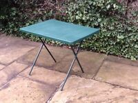 Sunncamp Folding Camping Table