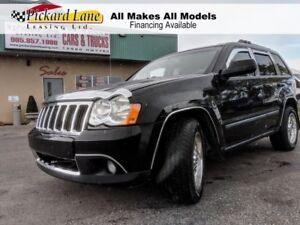 2008 Jeep Grand Cherokee Laredo DIESEL!!! LEATHER !!! CERTIFI...
