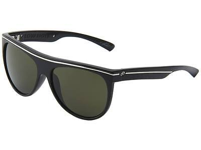 Electric Visual Low Note Gloss Black / Grey Sunglasses (Electric Visual Sunglasses)